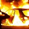 В Спирово поймали 18-летнего поджигателя машины