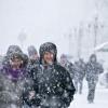 Непогода с новой силой обрушилась на Тверскую область,  метель продлится несколько дней