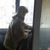 В Торжке в многоквартирном доме загорелся балкон (фото)