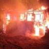 В Спирово при пожаре погибли мать и пятеро детей
