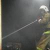 В Лихославле при попытке растопить печь и согреться сожгли гараж