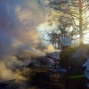 В Лихославльском районе при пожаре в огне погибла 86-летняя пенсионерка (фото)