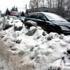 В ГИБДД предупредили, что скоро из-за сугробов жители Твери не смогут переходить дороги
