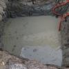 В Твери двое детей упали в выкопанный около общежития котлован с водой