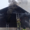 В Тверской области при пожаре в жилом доме погибла мать со своей маленькой дочкой (фото)