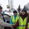 Водители Торжка получили от детей «Письмо водителю»