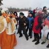 В Лихославльском районе в этно-центре «Мяммино» прошел праздник «В гостях у карельского Деда Мороза» (видео)