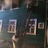 В Торжке сгорел жилой многоквартирный дом (фото)