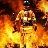 Днем в Лихославле загорелся жилой дом