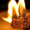 Жителей Калашниково призывают помочь двум молодым семьям, потерявшим в пожаре все имущество