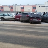 В Торжке водитель иномарки умудрился протаранить пять автомобилей (фото)