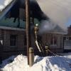 Днем в Торжке сгорел жилой дом (фото)