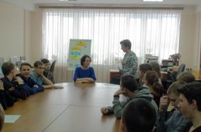 Школьникам рассказали о проблемах и планах развития Лихославля