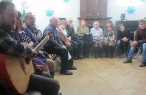 В Лихославле вспомнили творчество Владимира Высоцкого