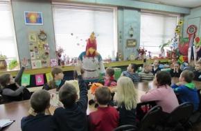 В Лихославле прошел цикл программ для младших школьников «Сказочная безопасность»