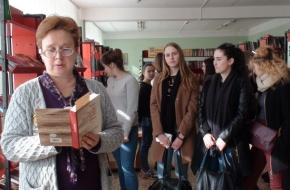 Неделя «Тверской книги» и Декада новинок прошли в Лихославльской библиотеке