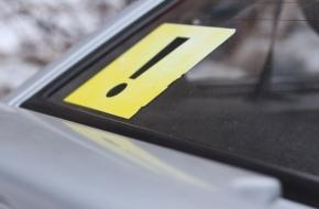 Для начинающих водителей со стажем менее двух лет введены дополнительные ограничения