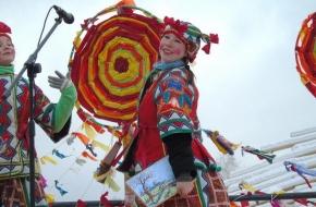 Карельский этно-центр «Мяммино» в Лихославльском районе принял Широкую Масленицу