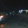 В Спирово пьяный «гонщик» на мопеде протаранил иномарку (фото)