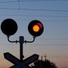 В Торжке поезд протаранил выехавший на переезд автомобиль