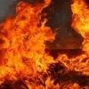 В деревне под Лихославлем загорелся сарай, обошлось без жертв