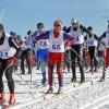 Лихославльские и торжокские лыжники стали победителями и призерами традиционного лыжного марафона под Тверью