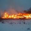 В Тверской области в двух пожарах сгорели четыре мужчины