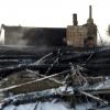 В Тверской области в страшном пожаре в жилом доме сгорели три человека (фото)