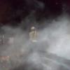 В Торжокском районе из-за короткого замыкания сгорел нежилой дом