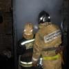 В Крючково сгорела хозяйственная пристройка, причина – поджог (фото)