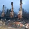 Тверские следователи устанавливают обстоятельства пожара в котором погибли сын и мать (фото)