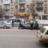 В Твери из-за подозрительного предмета перекрыли улицу и остановили движение трамваев (фото)