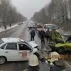 В Тверской области водитель «кислотной двенашки» устроил массовое ДТП (фото)
