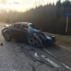 В Тверской области «лов в лоб» столкнулись два «Chevrolet Cruze» — оба водителя погибли