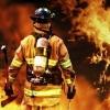 В Торжке из горящего дома пожарные спасли человека