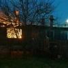 В Торжокском районе из-за неисправной проводки загорелся двухквартирный жилой дом (фото)
