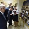 В Совете Федерации Федерального Собрания Российской Федерации открылась выставка золотошвей из Торжка