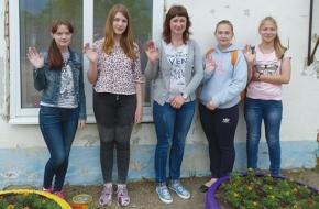 Лихославльские подростки помогли городу стать чище