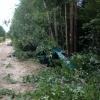 В Тверской области водитель иномарки на огромной скорости угробил двоих пассажиров (фото)