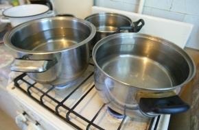 В поселке Калашниково на две недели отключат горячую воду