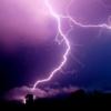 В Лихославльском районе молния «разнесла» жилой дом