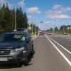 В Торжокском районе водитель джипа на пешеходном переходе насмерть сбил пенсионера (фото)