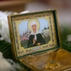 В Лихославльский и Спировский районы пребывает ковчег с частицей мощей блаженной Матроны Московской