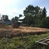 25 августа в Калашниково пройдет субботник по уборке территории строящейся, в рамках ППМИ, детской площадки
