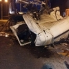 В страшной аварии под Торжком два огромных грузовика не поделили дорогу (фото)