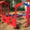 10 сентября в Калашниково на строящейся детской площадке пройдет субботник
