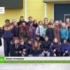 В рамках международного обмена Лихославльский район посетила группа немецких школьников (видео)