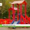 В посёлке Калашниково, в рамках ППМИ, открылась одна из крупнейших в Тверской области детская площадка (видео)