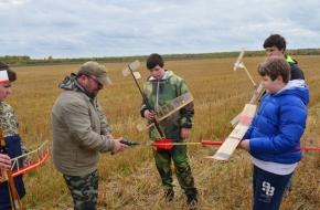 Авиамоделисты из Лихославля признаны лучшими в Тверской области