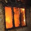 В деревне под Торжком заживо сгорели два человека
